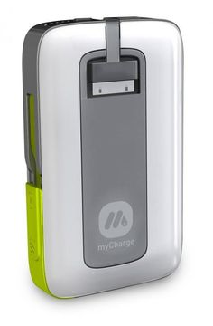 myCharge Peak Rechargeable Battery -- a smart gift, especially if you're having battery issues with iOS7.