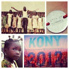 Make Kony famous!!! Stop Kony 2012