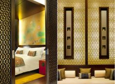 Bedroom: Banyan tree hotel Hangzhou