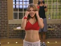 Jillian-Michaels---Cardio-Kickbox-- This is so intense! She doesn't stop moving the whole time!