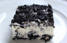 Oreo Dessert ~ That's not ice cream in there.