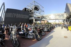 The world's only Harley-Davidson Museum makes an unforgettable and truly unique meeting space.  #WhyHB