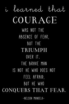 Happy birthday to the late Nelson Mandela. #inspiration #quotes #courage