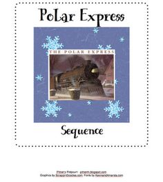 Polar Express - printables various