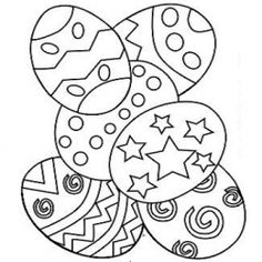 Easter is the time of year when we think about coloring eggs. It's also a time for Easter coloring pages and spring coloring book arts and crafts...