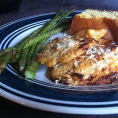 Broiled Parmesan-Lemon Tilapia  Allrecipes.com