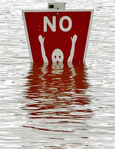 No swimming #humor #lol