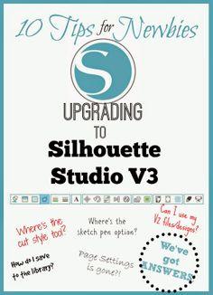 10 Tips for Silhouette Studio V3 Newbies - Silhouette School