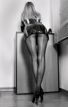 long legs, girl, sexi, leg stock, nylon, heel, tight, black, pantyhos
