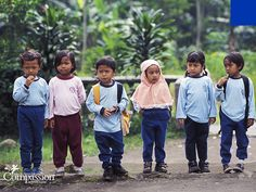 To Care for Orphans -- social justice