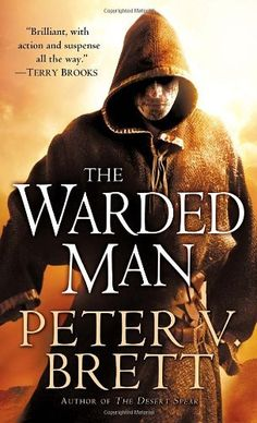 The Warded Man: Book One of The Demon Cycle by Peter V. Brett. $7.99. Author: Peter V. Brett. Publisher: Del Rey (March 23, 2010)