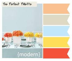 The Perfect Palette: {The Perfect Palette}