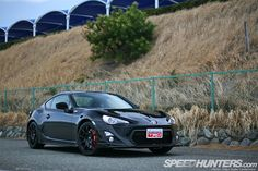 TRD tuned Scion FRS