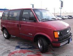 1986 Chevrolet Astro Sport van, only $850 in Utah near ...