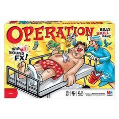 Performed many many operations