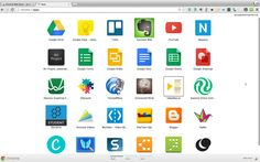 TOUCH this image: #Onescreen Chrome Recommendations by Tanya