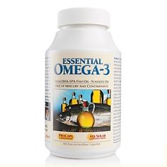 Andrew Lessman Essential Omega-3 – Unflavored at HSN.com.