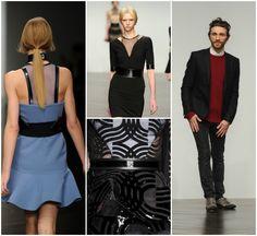 London Fashion Week In The Life Of David Koma