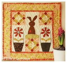 from ellie´s quilts place