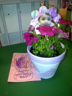 Preschool Mother's Day Craft (photo only)