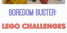 Boredom Buster: Lego Challenges   You Pinspire Me
