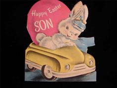 greet card, easter card, card easter, greeting cards, son