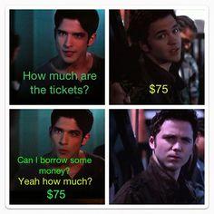 Lol #teenwolf