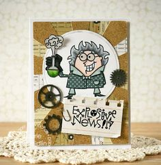 lauri schmidlin, stamp, card craft, expos news, paper smooches, craft idea, papers, septemb 2012, explos news