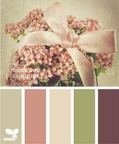 ~ Cottage Bouquet ~