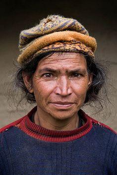 Himalayan people | Kinnaur area | India face by galibert olivier, via Flickr  #india face