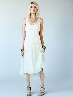 Free People Under the Sea Dress