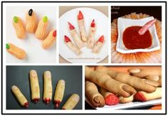 Halloween Finger Food Recipes   UsefulDIY.com Follow Us on Facebook ==> http://www.facebook.com/UsefulDiy