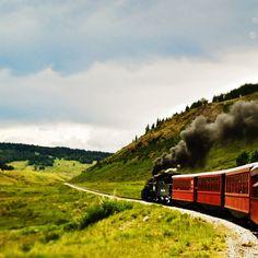 Cumbres & Toltec Train Ride
