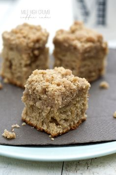 banana-nana cake bars with the perfect cream cheese frosting. light and gooey and perfect. #dessert   bigredclifford.com