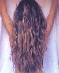 did i say, hair hair hair hair hair hair!