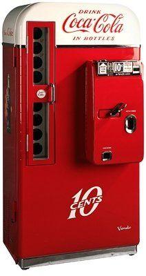 Vintage Coca-Cola Vending Machines