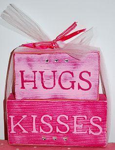 valentine crafts, valentin craft, birthdays, valentin idea, kiss block, christmas boxes, valentine ideas, valentine gifts, craft ideas