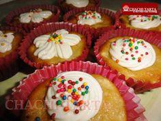 Cupcakes para reunión de amigos