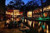 River Walk in San Antonio, Texas had a great time there...:) texa, river walk