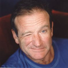 Robin Williams, probably my all-time favorite.