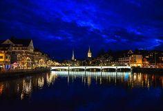 Zurich, Switzerland - #travel #tourism #life #switzerland #swiss #zurich - rossdujour.com