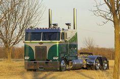cabov pete, big truck, school truck, big rig, coe peterbilt, peterbilt cabov, daycab peterbilt, cabov truck, caboverpete7jpg 400266
