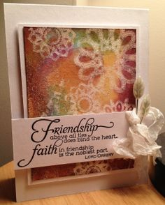 Paperie Petals: Sweet 'n Sassy Release Day - Delightful Doilies and Faith