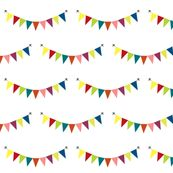 celebration bunting small by thebline, click to purchase fabric