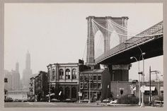 40 Vintage Photos of Brooklyn's Streetscape In The 1970s curb ny, museums, vintage photos, brooklyn streetscap, vintag photo, 1970s, bridges, 40 vintag, brooklyn bridg