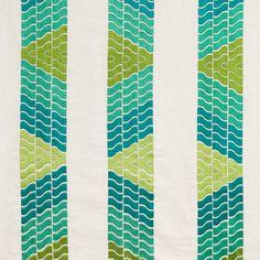 Clouds Green Brunschwig and Fils Fabrics
