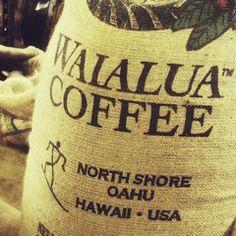 Love Waialua Mokaberry from the Coffee Gallery in Haleiwa!