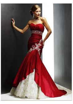 #red prom dress  Prom Dresses #2dayslook #PromPerfect #kelly751 #sasssjane  www.2dayslook.com