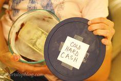 Cold Hard Cash super funny gift!