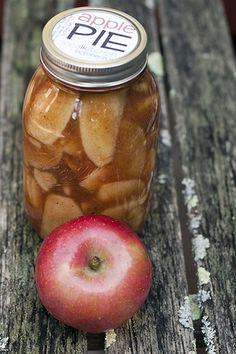 apple-pie filling
